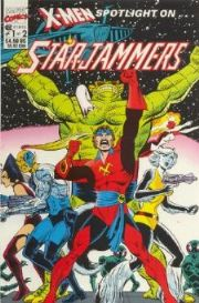 X-Men Spotlight On Starjammers